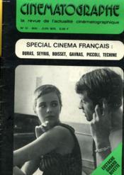 Cinematographie N°13 - Couverture - Format classique