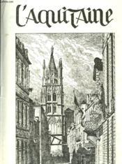L'Aquitaine N°32 - Couverture - Format classique