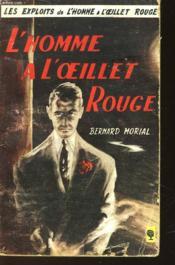 L'Homme A L'Oeillet Rouge - Couverture - Format classique