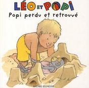Léo et Popi ; Popi perdu et retrouvé - Intérieur - Format classique