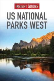 Us National Parks West - 5th Edition - Couverture - Format classique