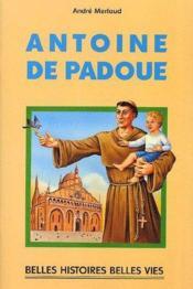 Antoine de Padoue - Couverture - Format classique