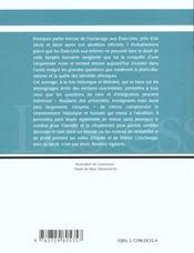 L'Esclavage Aux Etats-Unis Du Deracinement A L'Identite - 4ème de couverture - Format classique