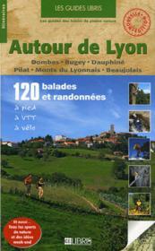 Autour de Lyon - Couverture - Format classique