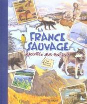La France sauvage racontée aux enfants - Intérieur - Format classique