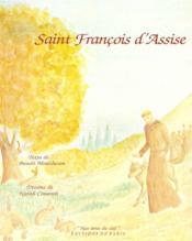 Saint Francois d'Assise - Couverture - Format classique