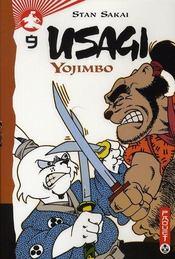 Usagi Yojimbo T.9 - Intérieur - Format classique