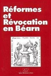 Reformes Et Revocation En Bearn - Couverture - Format classique
