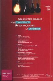 Guide Go Des 3e Cycles ; Edition 2002 - 4ème de couverture - Format classique