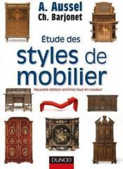 telecharger Etude des styles de mobilier (2e edition) livre PDF en ligne gratuit