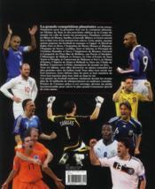 Les stars de la coupe du monde 2010 - 4ème de couverture - Format classique