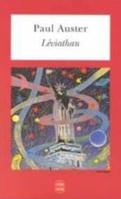 Léviathan - Couverture - Format classique