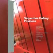 Serpentine gallery pavilions - Couverture - Format classique