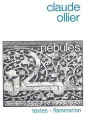 Nebules - Couverture - Format classique