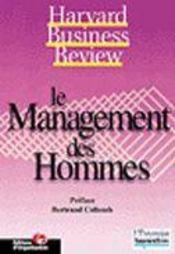 Manager les hommes - Intérieur - Format classique