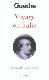 Voyage en Italie - Intérieur - Format classique