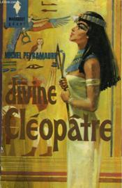 Divine Cleopatre - Couverture - Format classique