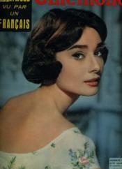 CINEMONDE - 25e ANNEE - N° 1174 - HOLLYWOOD VU PAR UN FRANCAIS - Couverture - Format classique