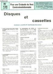 Pour Une Croisade Du Livre Contrerevolutionnaire - N°136 - Couverture - Format classique