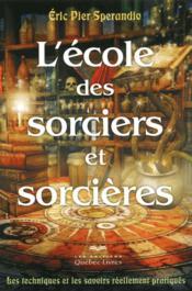 L'école des sorciers et sorcières (4e édition) - Couverture - Format classique