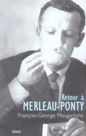 Retour à Merleau-Ponty - Intérieur - Format classique