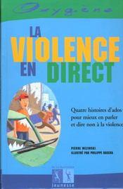 Violence En Direct (La) - Intérieur - Format classique