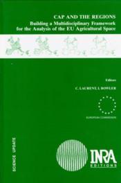 Cap and the regions - laurent/cap and the regions - Couverture - Format classique