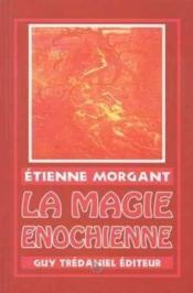 Magie Enochienne (La) - Couverture - Format classique