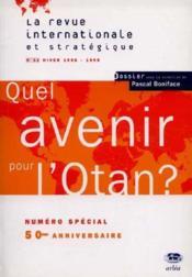 R.I.S. N.32 : L'Otan En Question - Couverture - Format classique