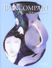 Boncompain Ceramiques - Couverture - Format classique