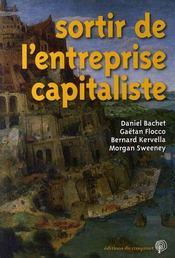 Sortir de l'entreprise capitaliste - Intérieur - Format classique