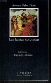 Las lanzas coloradas (Letras Hispánicas) - Couverture - Format classique