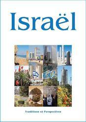 Israël traditions et perspectives - Couverture - Format classique