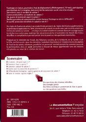Le salaire (3e édition) - 4ème de couverture - Format classique