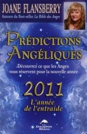 Prédictions angéliques 2011 - Couverture - Format classique