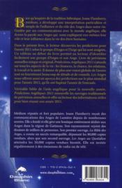 Prédictions angéliques 2011 - 4ème de couverture - Format classique