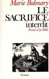 Le sacrifice interdit - Intérieur - Format classique
