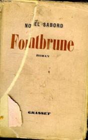 Fontbrune. - Couverture - Format classique