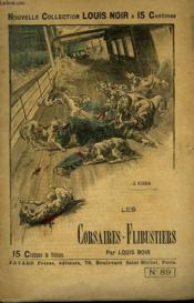 A Cuba. Les Corsaires-Flibustiers. - Couverture - Format classique