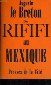 Du Rififi Au Mexique - Couverture - Format classique