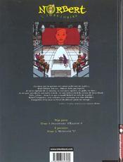 Imaginaire: 1-Raison: 0 - 4ème de couverture - Format classique