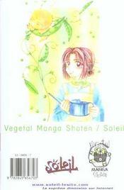 Ange Mode D'Emploi T.2 - 4ème de couverture - Format classique
