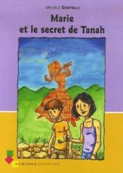 Marie et le secret de Tanah - Couverture - Format classique