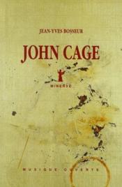 John Cage (2e édition) - Couverture - Format classique