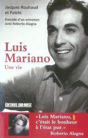 Luis mariano, une vie ; entretien avec Roberto Alagna - Intérieur - Format classique