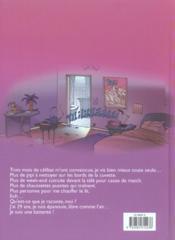Journal D'Une Celibataire - 4ème de couverture - Format classique