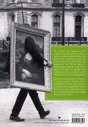 Histoires de Joconde - 4ème de couverture - Format classique