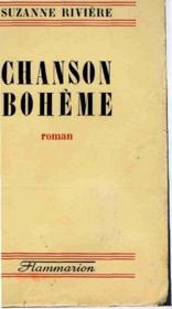 Chanson boheme - Couverture - Format classique
