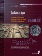 Carhaix antique - Couverture - Format classique