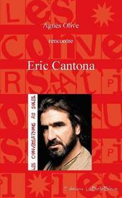 Eric Cantona - Couverture - Format classique